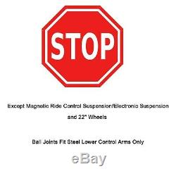 07-14 Tahoe Yukon Suburban Front Strut Upper Control Arm Ball Joint Tierod Kit