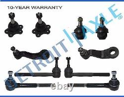 10pc Front Suspension Kit for Chevrolet and GMC Trucks 4x4 / 4WD