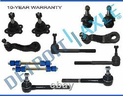 12pc Front Suspension Kit for Tahoe K1500 K2500 Suburban and Yukon 4x4 4WD