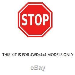 14pc Chevy Blazer S10 Upper Control Arm Tierod Pitman Idler Arm Ball Joint 4WD