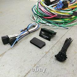 1960 1987 Chevy Truck Wire Harness Upgrade Kit fits painless fuse compact new