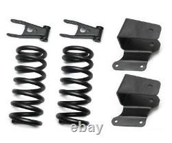 2 Front 4 Rear Lowering Drop Kit for 88-98 Chevy Silverado C1500 2WD
