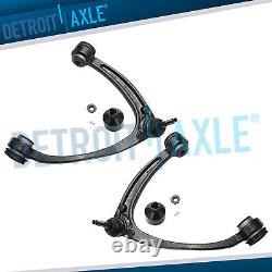 2 Front Upper Control Arms Ball Joints Chevy Silverado Sierra1500 Tahoe Suburban