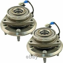 2 Front Wheel Bearing Hub Assembly Fits Chevy Equinox Saturn Vue XL7 Torrent