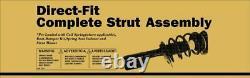 2 Load Adjusting Rear Shocks Coil Springs Fits 2007-2018 Silverado Sierra 1500