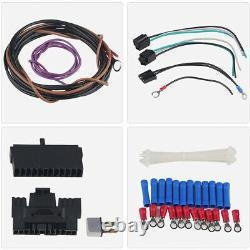 21 Circuit Universal Wiring Harness Kit Fit For Chevy Ford Street Rod Hot Rod