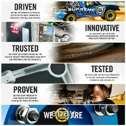 3 Front 2 Rear Full Lift Kit Fits 01-10 Chevy Silverado 2500HD ProComp Shocks