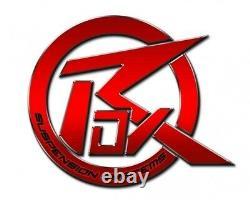 3 Front + 3 Rear Full Lift Kit Fits 2002-2009 Chevy Trailblazer 4X2 4X4
