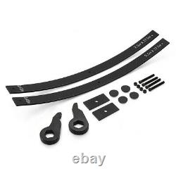 3 Full Add a Leaf Leveling Lift Kit Fits 88-99 K1500 K2500 K3500 with Shims