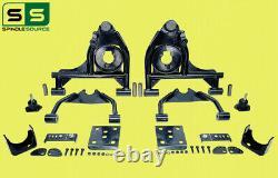 4/6 Drop Control Arm Kit Fits 99-06 Chevy Silverado/GMC Sierra 1500