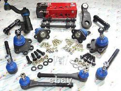 4x4 15PC Suspension Kit Fit 93-95 Chevy GMC K1500 K2500 Blazer Yukon K6291 K6292
