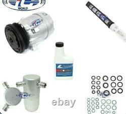A/C Compressor Kit Fits Chevrolet Cavalier 95-02, Pontiac Sunfire OEM V5 57981
