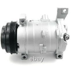 AC Compressor Kit Fits Cadillac Escalate Tahoe Yukon 03-06 OEM 10S20F KT363-1