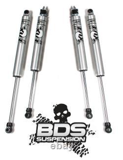 BDS 2.0 Performance Shocks F/R fits 6 Lift Kits for 1994-2016 GM Tahoe/Yukon