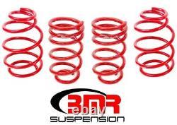 BMR Suspension SP077 1.25 Lowering Coil Springs Kit Fits 2010-2015 Camaro SS V8
