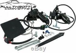 C3 Corvette Electric Headlight Conversion Kit. Fits 1968 1982