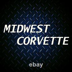 C5 Corvette Front Air Dam Lower Spoiler Complete Kit Fits All 97-04 Corvettes