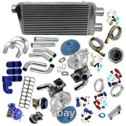 Complete Turbo Kits fit for Big Block 427 454 396 502 572 Twin Turbo Kit Charger
