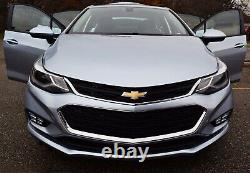 Direct Fit 10W White LED Daytime Running Light/Fog Lamps For 2016-18 Chevy Cruze