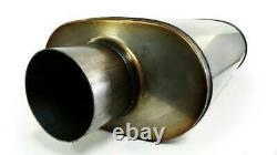 Dual Pipes Conversion Exhaust Kit fits GMC Chevy sierra silverdao trucks 07 -13