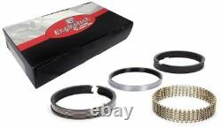 Engine Rebuild Kit with Flat Top Pistons for 2003 2004 Chevrolet GMC LS 325 5.3L