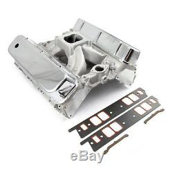 Fit Chevy BBC 454 Solid FT Cylinder Head Top End Engine Combo Kit
