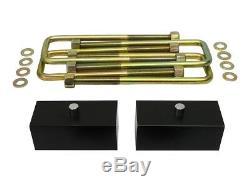 Fits 00-10 Chevy Silverado 2500HD 3 Front 3 Rear Lift Kit BILSTEIN 5100 Shocks