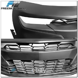 Fits 19-21 Chevy Camaro SS Style Front Bumper Conversion Unpainted PP
