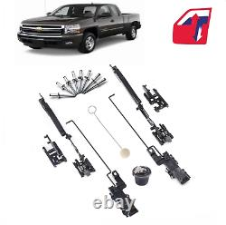 Fits 2007-2014 GMC Sierra & Chevy Silverado 1500, 2500, 3500 Sunroof Repair Kit