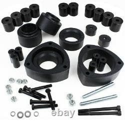 Fits 99-05 Geo Chevy Tracker 4 Body and Suspension Full Lift Kit 2WD 4WD
