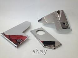 Fits Camaro Firebird LT1 1993-1997 13 Pc ENGINE COVER KIT Stainless Steel chrome