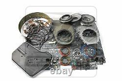 Fits Chevy 4L60E Automatic Transmission DLX Rebuild Kit 1997-03 Corvette Filter