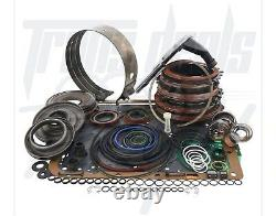 Fits Chevy 4L60E Transmission PowerPack Red Eagle DLX Rebuild Kit Shallow 97-03