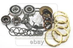 Fits Chevy Getrag 290 3rd Design NV3500 5 Speed Transmission Rebuild Bearing Kit