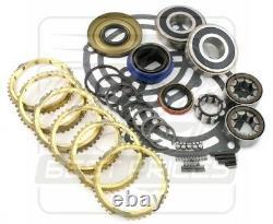 Fits Chevy Jeep Dodge Getrag NV3500 NV3550 5Spd Transmission Rebuild Bearing Kit