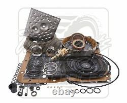 Fits Chevy TH350 Turbo 350 TH350C Less Steel Transmission Rebuild Kit Level 2