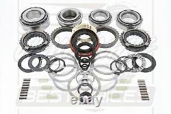 Fits Ford Chevy T5 T-5 World Class 5 Speed Transmission Bearing Kit WithSynchros