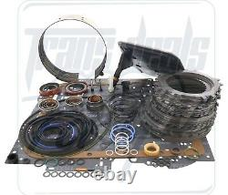 Fits GM Chevy 4L60 700R4 TH700R-4 Transmission Overhaul Deluxe Rebuild Kit 85-87