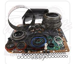 Fits GM Chevy 4L60E Transmission Deluxe Overhaul Rebuild Kit 1993-1996