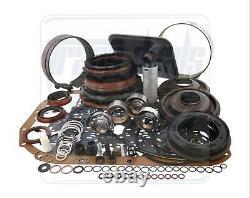 Fits GM Chevy 4L80E Alto High Performance Transmission DLX Rebuild Kit 97-ON