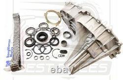 Fits GM Chevy NP261XHD NP263XHD Transfer Case Rebuild Kit Chain & Saver Plate