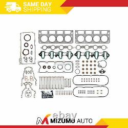 Full Gasket Set Head Bolts Fit 99-01 Chevrolet GMC Buick Cadillac 4.8 5.3 V8 OHV
