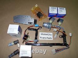 GM 4L60 Transmission Solenoid Kit Master Epc Shift Tcc Pwm 3-2 1996-2002
