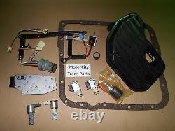 GM 4L60E Transmission Solenoid Kit Master Epc Shift Tcc Pwm 1998-02 With FILTER