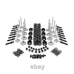 Head Build Valvetrain Kit Small Block fits Chevy 7/16 (PC3002-09) or Compatible