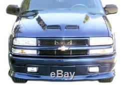 KBD Body Kits EX Spec Polyurethane Front Lip Fits Chevy S-10 & Blazer 94-04
