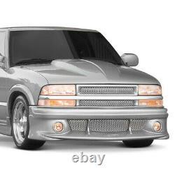 KBD Body Kits Polyurethane Front Bumper Fits Chevy S-10 Blazer GMC Sonoma Jimmy