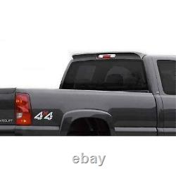 KBD Body Kits Premier Style Polyurethane Roof Wing Spoiler Fits Chevy S-10 94-04