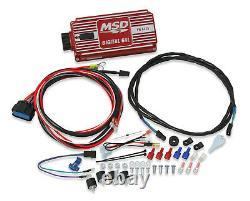 MSD Ignition 85551K Billet Distributor Ignition Kit Fits Small Block Chevy V8's