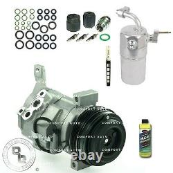 New AC A/C Compressor Kit Fits 2003 2005 Chevy Silverado 1500 4.8L 5.3L & 6.0